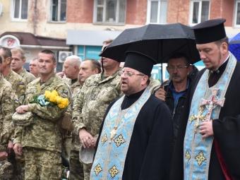 Загиблі побратими і з вічності оберігають Україну
