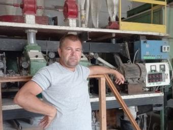 Володимирчанин здійснив дитячу мрію, відкривши власний млин
