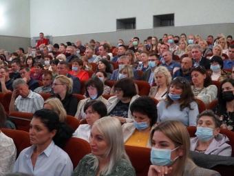 Підтримали думку про повернення місту назви «Володимир»