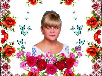 Від усього серця вітаємо шановну Віру Анатоліївну Чайковську-Тарликову з ювілеєм!