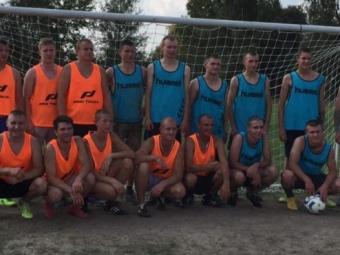 Команди сіл Литовежської громади провели турнір із прикордонниками