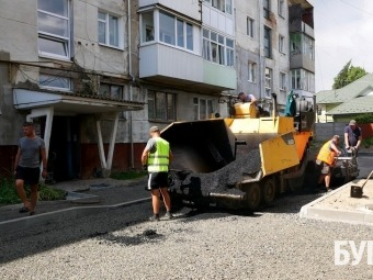 У Нововолинську майже за 300 тисяч ремонтуватимуть прибудинкову територію