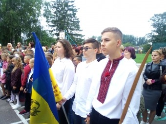 За партами шкіл Володимирщини – велика армія здобувачів знань