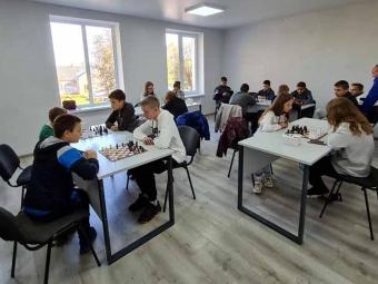 У Поромові відбулись змагання з шахів
