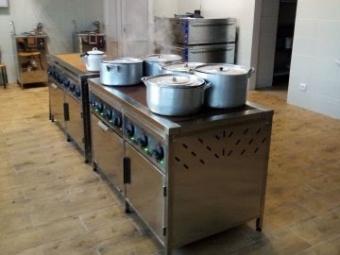 У Привітненському ліцеї відремонтують кухню і їдальню