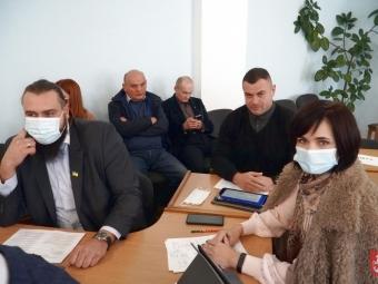Депутати підтримали рішення про повернення місту історичної назви