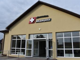 Новозбудовану Зимнівську амбулаторію здаватимуть в оренду