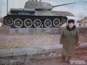 Монумент, що був свідком війни