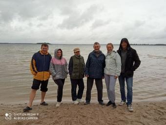 Команда вчителів Іваничівської громади взяла участь у «Туристсько-краєзнавчому зльоті серед працівників освіти – 2021»