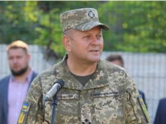 Головнокомандувач ЗСУ Валерій Залужний про пісню «Путін – х*ло»: «Десантники сказали правду»