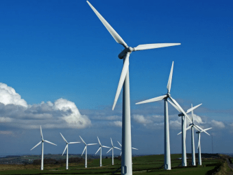 У Затурцях будуватимуть вітрову електростанцію